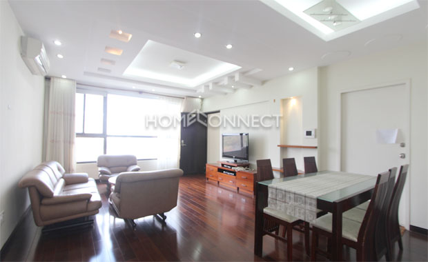 Modern Panorama Apartment for Rent in District 7
