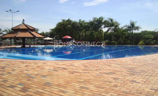 swimming-pool-fully furnished-villa-Lan Anh Compound-for-lease-in-District 2-vc020020