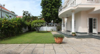 yard-contemporary-Green Field-villa-in-compound-for-rent-vc020392