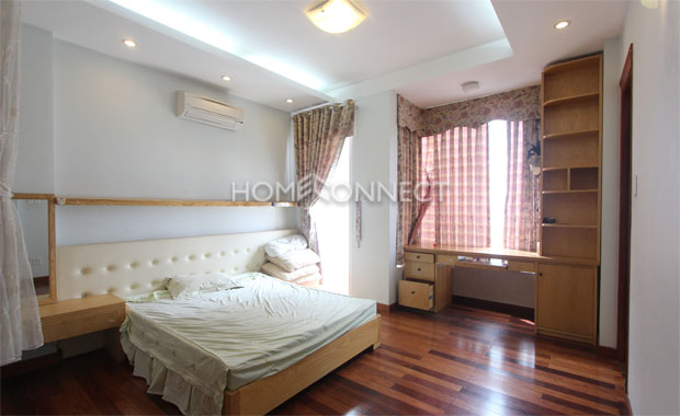 Fully-furnished Tran Nao Townhouse for Lease-5398