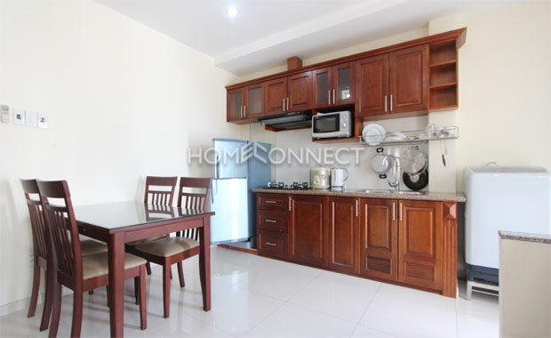 Lotus Contemporary Apartment in Binh Thanh for Rent-5420