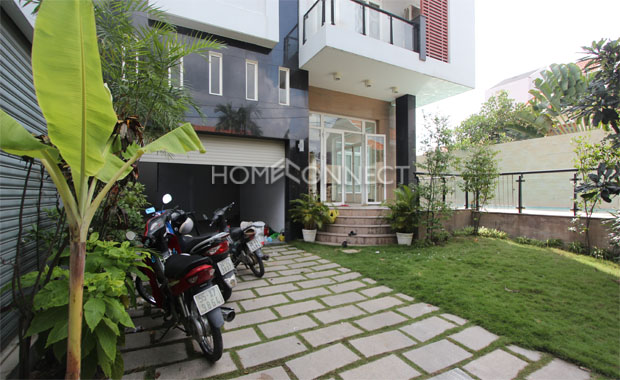 Modern Thao Dien Private Home for Lease-5364