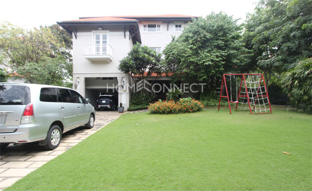 Excellent Modern Home for Rent in HCMC-5389