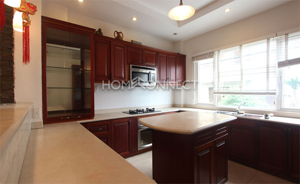 Fully-furnished Tran Nao Townhouse for Lease-5404