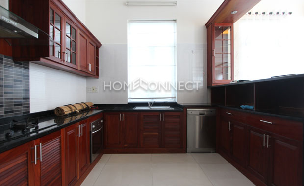 Modern Thao Dien Private Home for Lease-5360