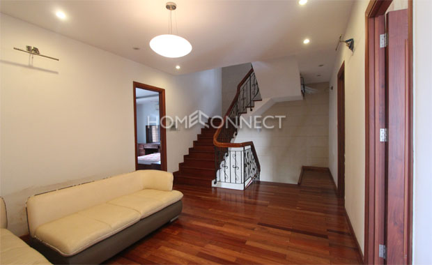Fully-furnished Tran Nao Townhouse for Lease-5402