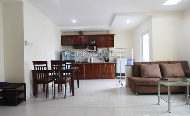 Lotus Contemporary Apartment in Binh Thanh for Rent-5422