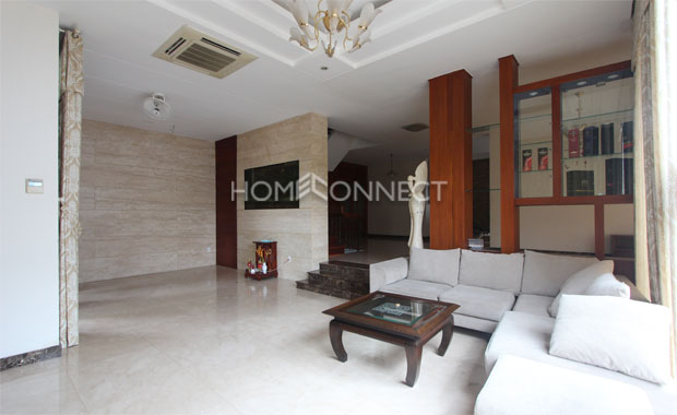 Fully-furnished Tran Nao Townhouse for Lease-5406