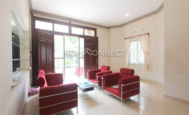 Fideco Neighborhood Private Villa for Rent in Thao Dien-5305