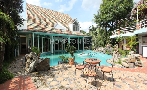 Exotic Villa in Compound for Rent in District 2-5335