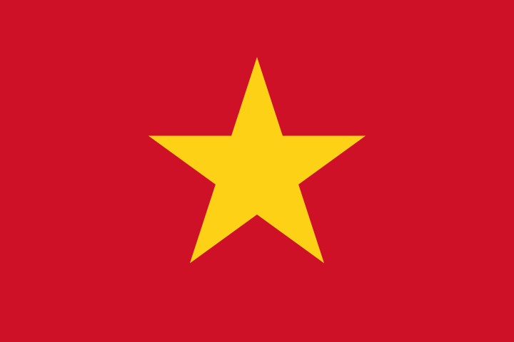 Flag of Vietnam