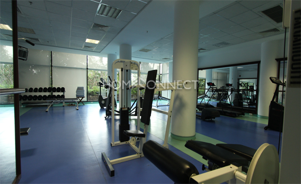 Gym serviced apartment for rent in binh thanh ap