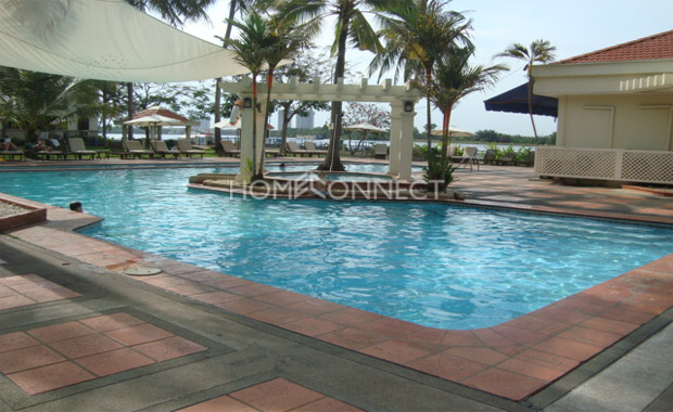 Riverside Serviced Apartment For Lease In An Phu